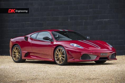 Scuderia Ferrari rosso mugello ferrari 430 scuderia for sale at 163 204 995 in