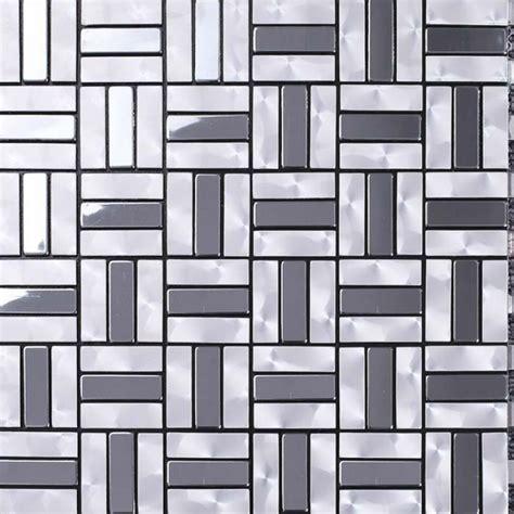 metallic mosaic bathroom tiles wholesale metallic mosaic tile aluminum panel wall