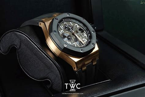 Audemars Piguet Clone Ap Rubber Clad audemars piguet royal oak offshore rubberclad gold