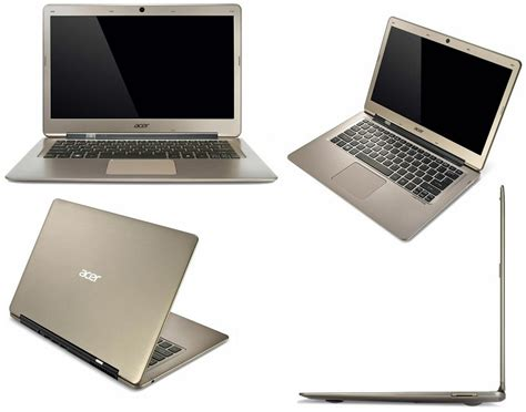 Laptop Acer S3 acer aspire s3 391 73514g52add t004 notebook laptop review spec promotion price notebookspec