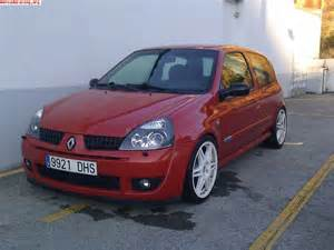 Renault Clio Sport 182 Renault Clio Sport 182 Ofertas Veh 237 Culos De Calle
