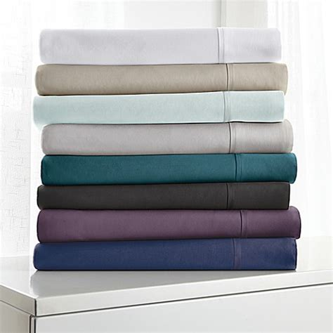 bamboo sheets bed bath and beyond canadian living luxury rayon from bamboo and cotton blend sheet set bed bath beyond