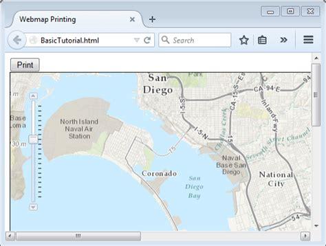 tutorial arcgis python tutorial basic web map printing and exporting using arcpy