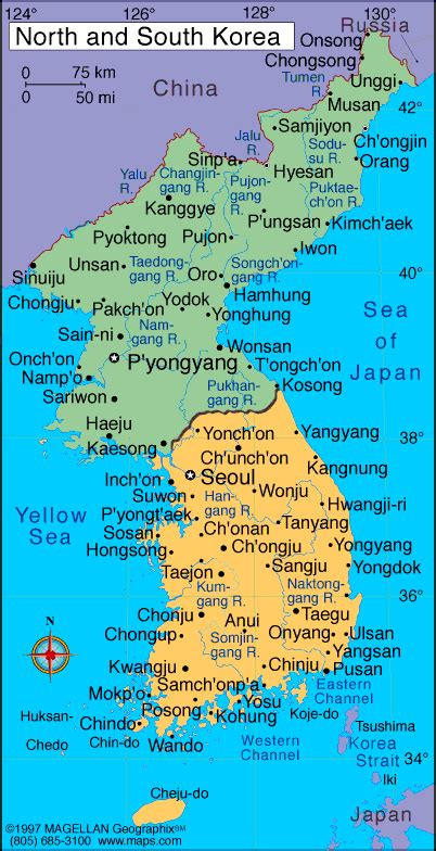 map of korea atlas south korea
