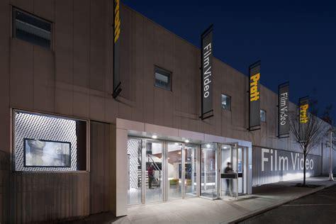 design center gallery pratt pratt institute film department building architect