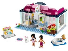 Legi Table Heartlake Pet Salon Lego Shop