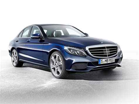 Mercedes C Class Elegance 2015 Mercedes C Class Brings Serious Style To Segment