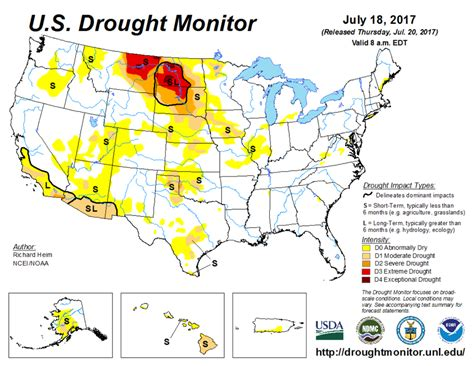 louisiana drought map global weather climate center droughts