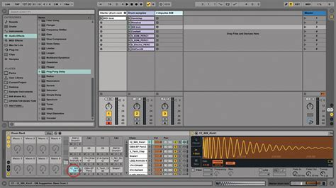 tutorial drum rack ableton ableton live tutorial creating custom drum racks