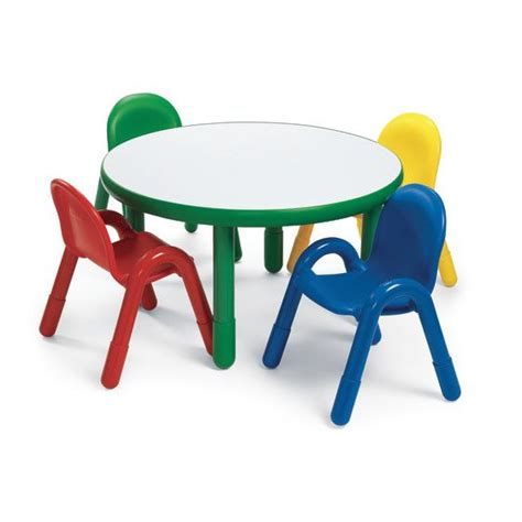 preschool table and chairs simple and minimalist table and chair for toddlers homesfeed