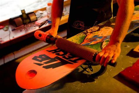 manutenzione tavola snowboard snowboard manduria