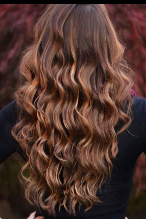 hairstyles brown hair with caramel highlights 50 looks with caramel highlights on brown and dark brown hair