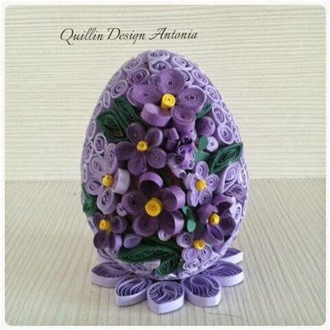 quilling egg tutorial 87 best quilling easter eggs pisanki images on pinterest