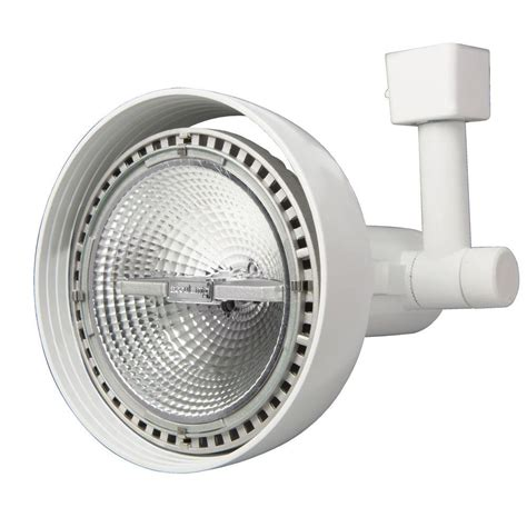 lithonia led track lighting lithonia lighting 1 light white front loading commercial