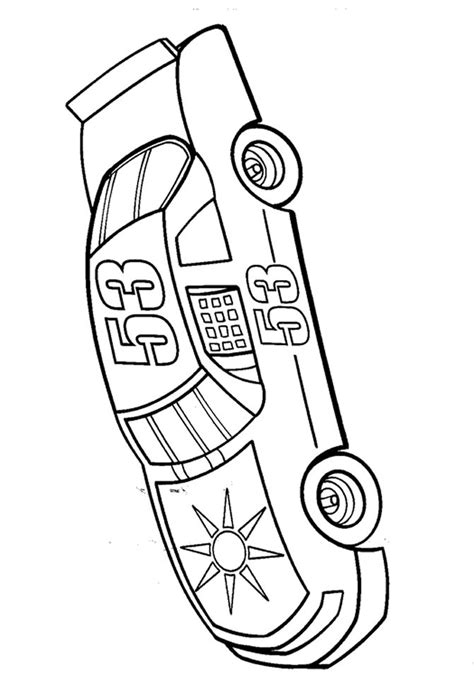 U Of L Coloring Pages by Nascar Coloring Pages For Coloring Home