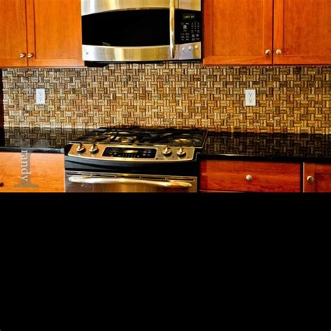 wine cork backsplash crafty ideas for the home