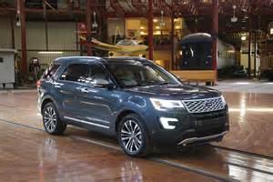 drive 2016 ford explorer platinum canadian auto