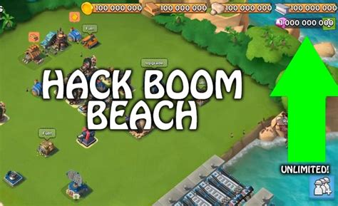 tutorial hack boom beach how to get boom beach hack unlimited resources for android