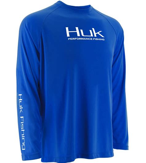 Fishing 11 Raglan huk performance raglan sleeve shirts tackledirect