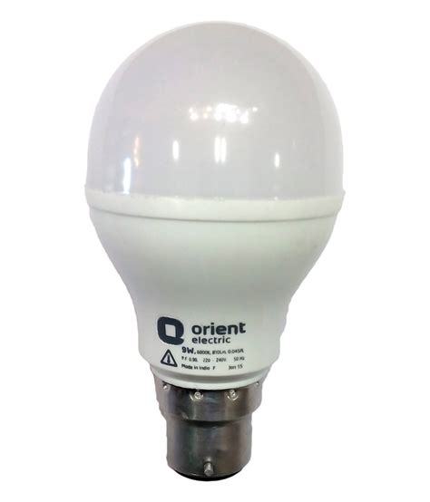 Led Light Bulbs For Home Reviews Save Light And Light Your Home Orient Led Bulbs Consumer Review Mouthshut