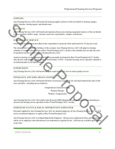 professional proposal template sample proposal request