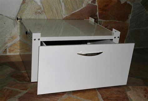 schublade waschmaschine waschmaschinen untergestell mit schublade 60x50 wei 223