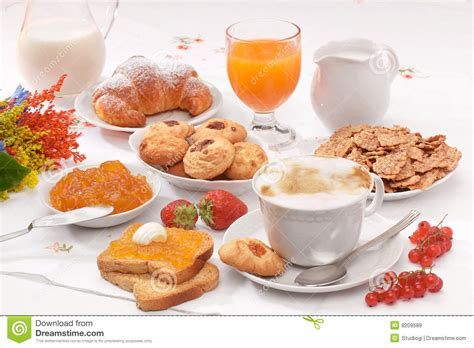 Breakfast Royalty Free Stock Images   Image: 8209589