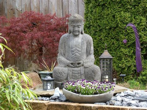 kleiner zen garten zen garten als dekorativer blickfang g 228 rten der welt