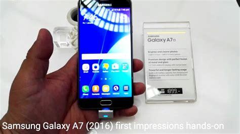 Samsung Tab A6 Malaysia samsung galaxy a7 2016 impression on technave