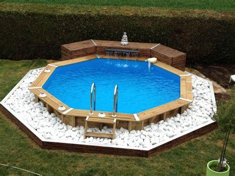faire une piscine en bois 2672 17 best ideas about piscine hors sol bois on