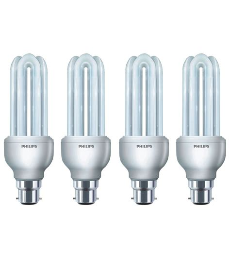 Lu Essential Philips 18 Watt philips cfl pack of 4 essential bulbs 23 w available at
