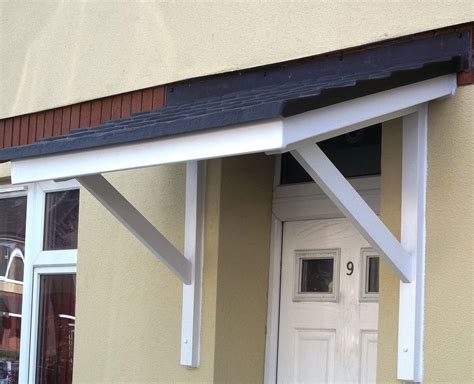 how to build a awning over a door the medway overdoor canopy the canopy shop