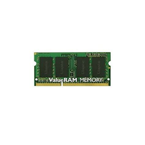 ram sodimm memory ocpc value series 4gb ddr3 kingston 4gb valueram ddr3 1333 mhz so dimm memory kvr13s9s8 4