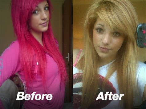 esalon review custom hair dye at home home colourb4 hair colour remover