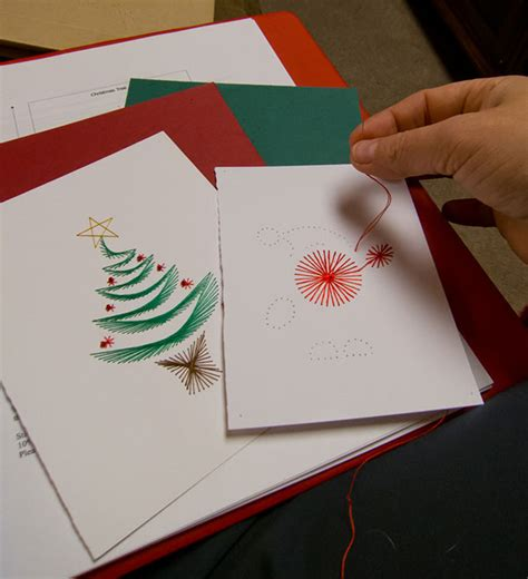 card ideas 50 beautiful diy homemade christmas card ideas for 2013