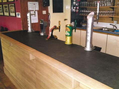 Slate Bar Top by Slate Bar Top Projects To Try