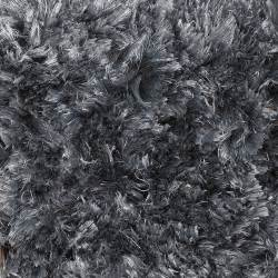 chandra rugs sunlight grey shag rug sun9801