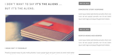 html responsive layout with content wrapping a sidebar responsive html5 theme strongly typed creative beacon