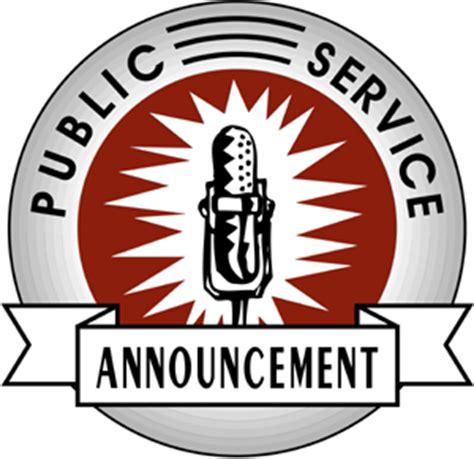 public service announcements refreshing 90 9fm wfco