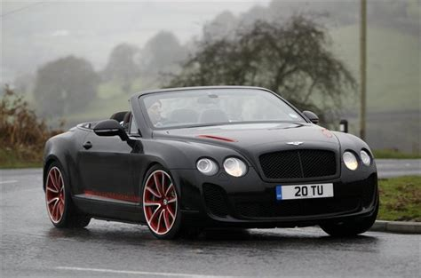 bentley sport convertible 2013 bentley supersports convertible isr