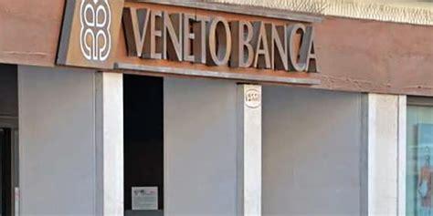 situazione veneto banca veneto banca via libera alla trasformazione in spa