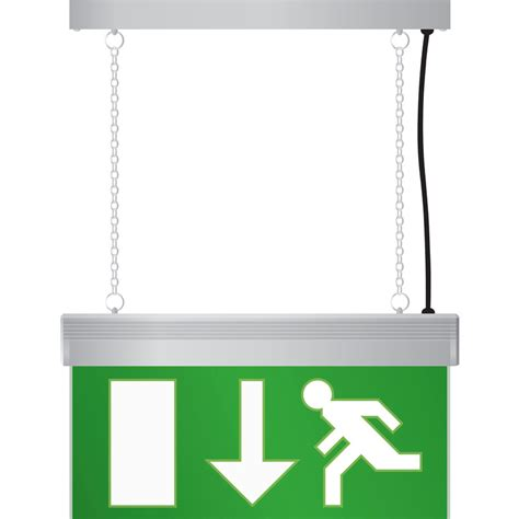 Exit Light Fixtures Emergency Exit Lights Led Images