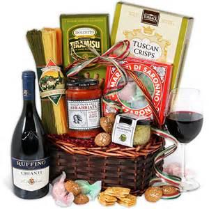 Chianti wine italian gift basket by gourmetgiftbaskets com