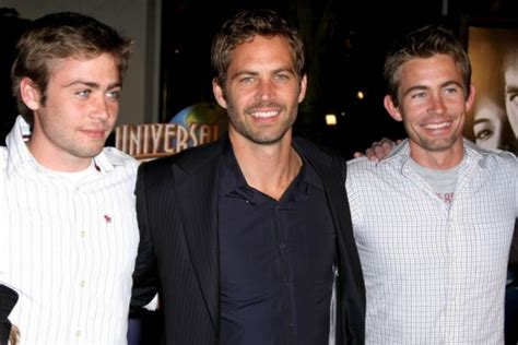 fast and furious 8 paul walker brother paul walker s brother might star in fast furious 7