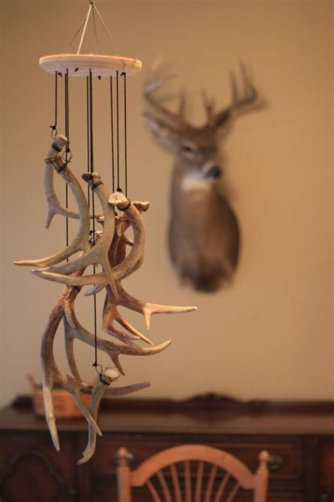 20 cool and trendy antler decorations home design and