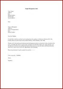 Resignation Letter Due To Retirement by Retirement Resignation Letter Sles Resume Cv Cover Letter