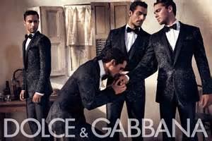 dolce and gabbano tbt david sam adam noah for dolce gabbana