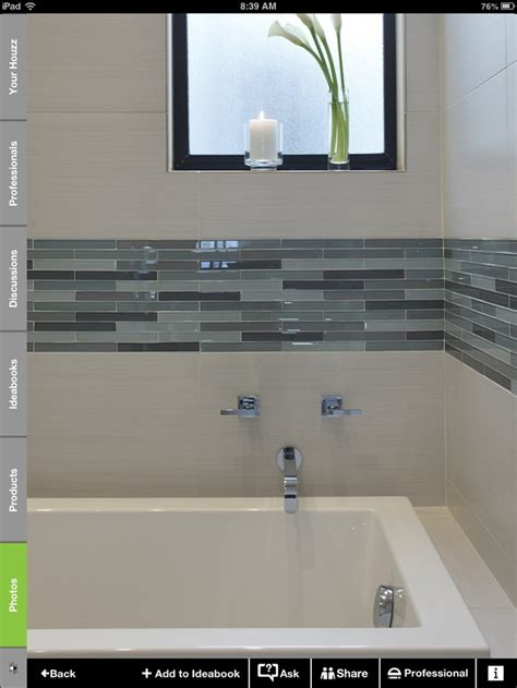 glass border tiles for bathrooms white and glass tile border bathroom glass