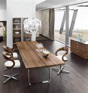 Modern Wooden Dining Table Sets Modern Interior Design And Home Decorating Ideas