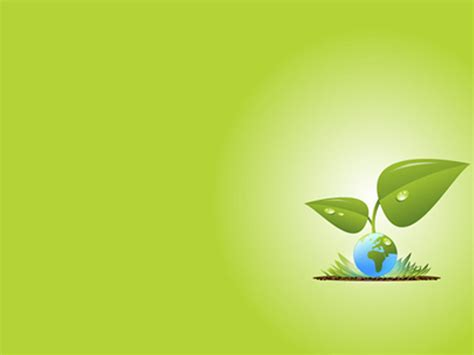 Earth Powerpoint Template free earth day 2012 powerpoint backgrounds
